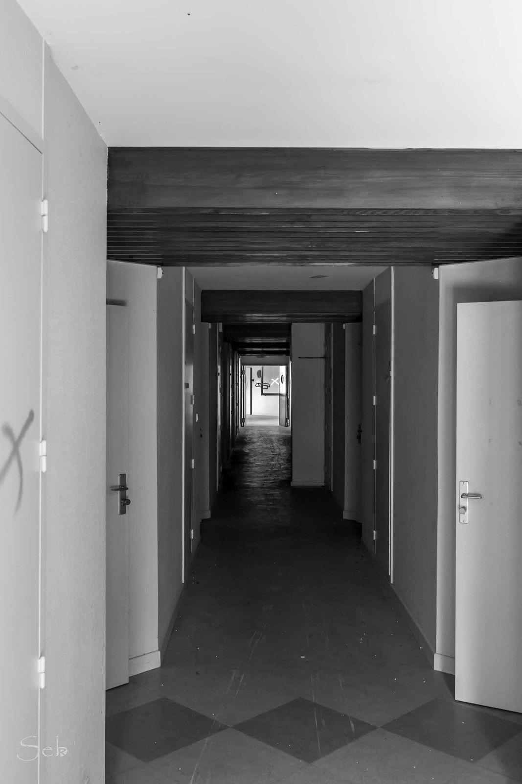 Urbex Alsace  ancienne maison de repos.