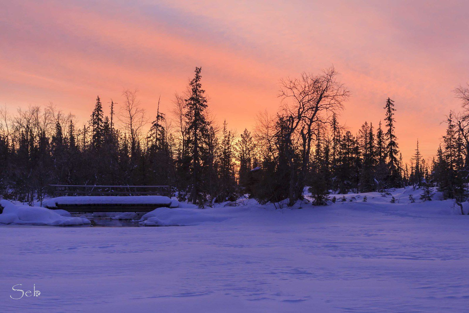 Rauhala, Laponie, Finlande