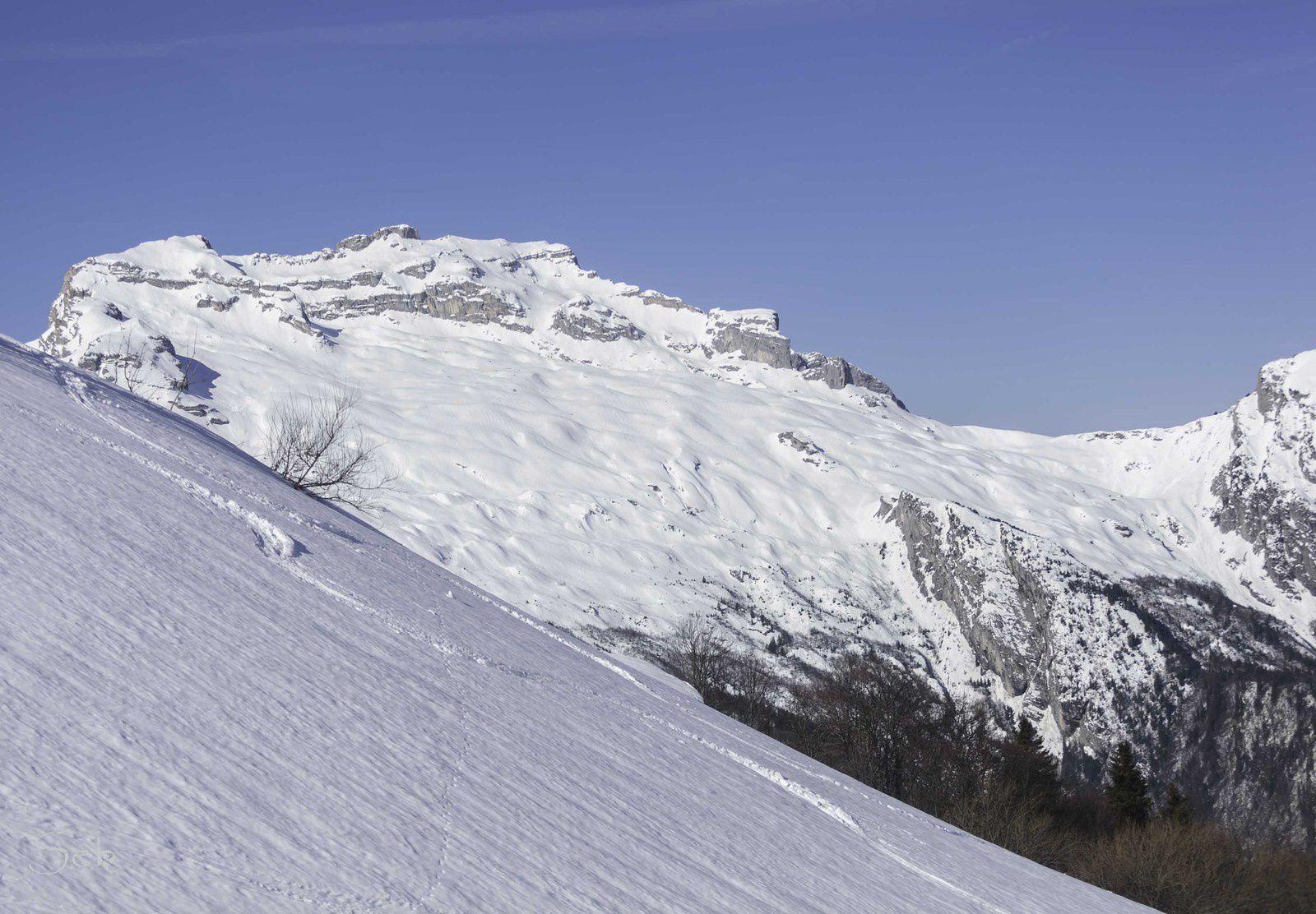 Les Alpes de Chamonix à Annecy