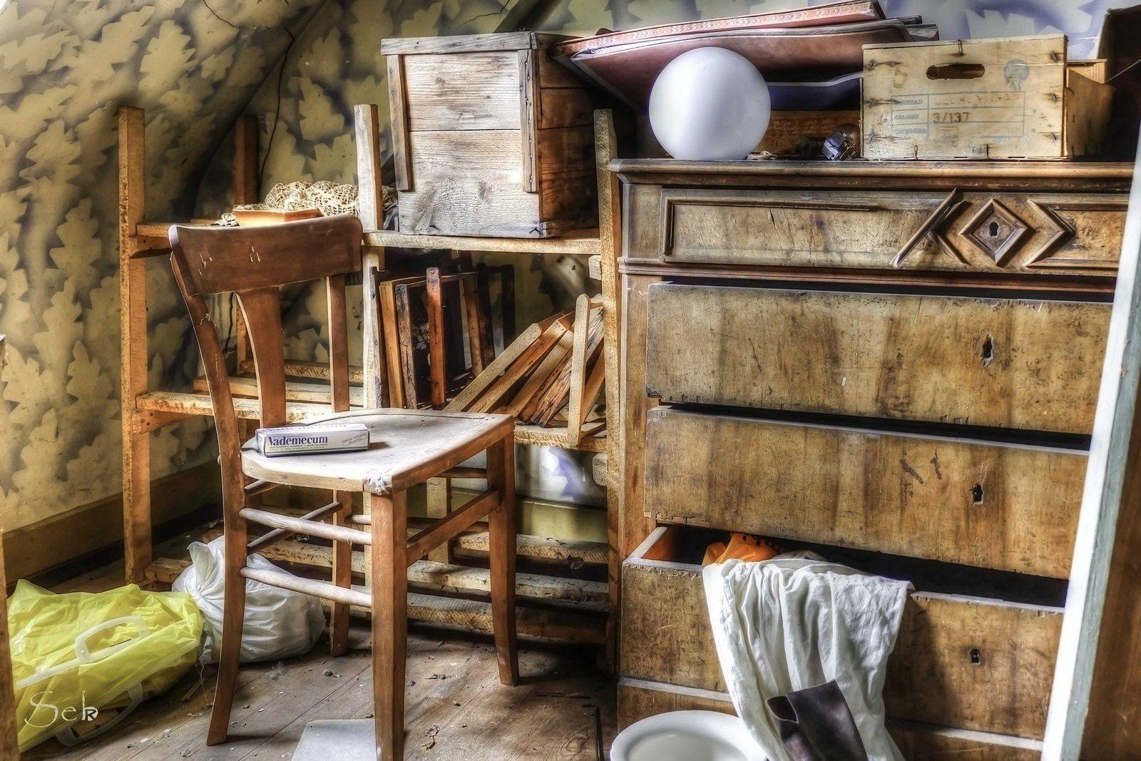 Urbex Alsace, Moulin d'antan.