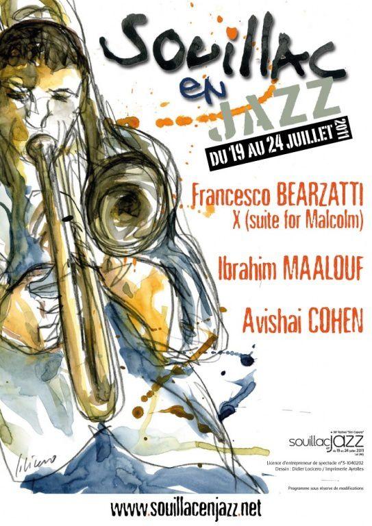 L'affiche de Souillac 2011