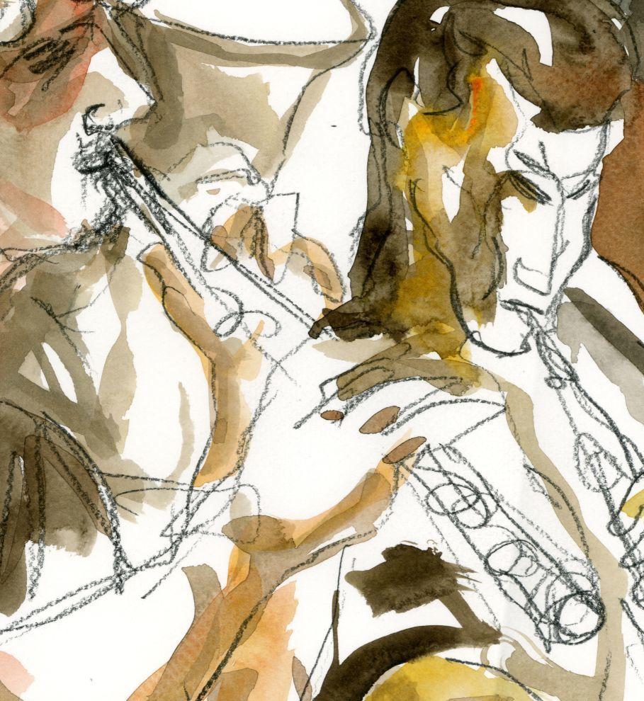 L'appel du loup 2011, Festival de jazz de Lanloup (2)