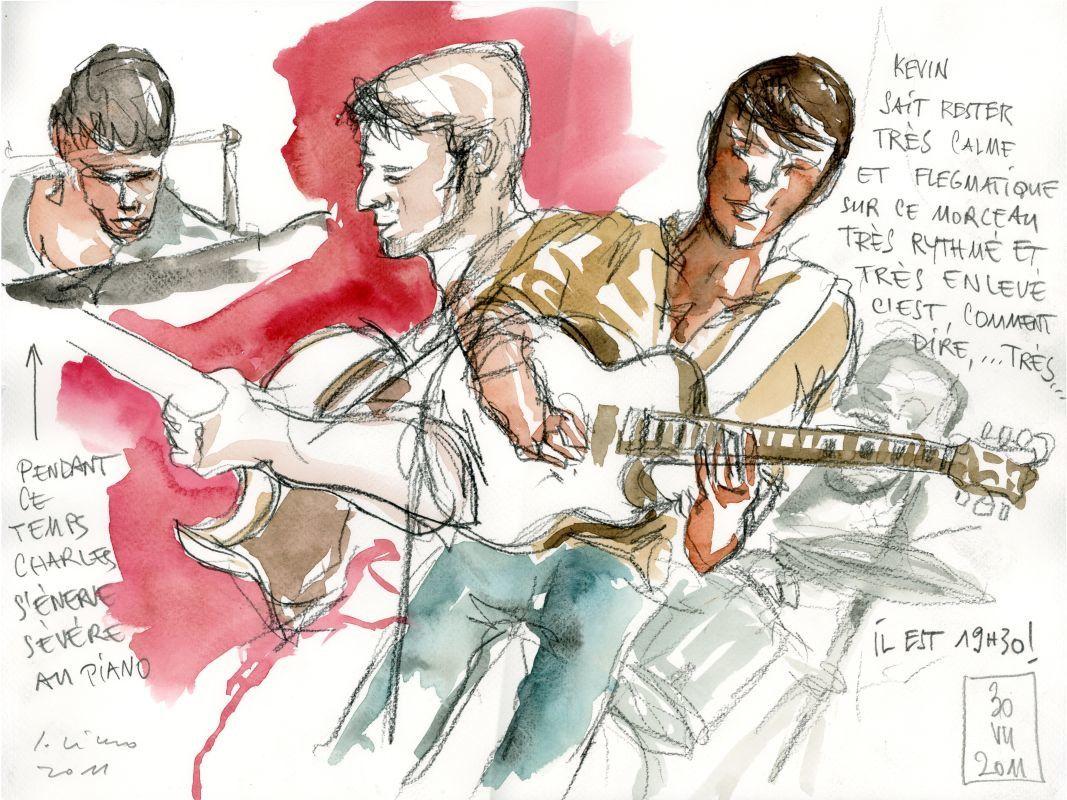 L'appel du loup 2011, Festival de jazz de Lanloup (4)