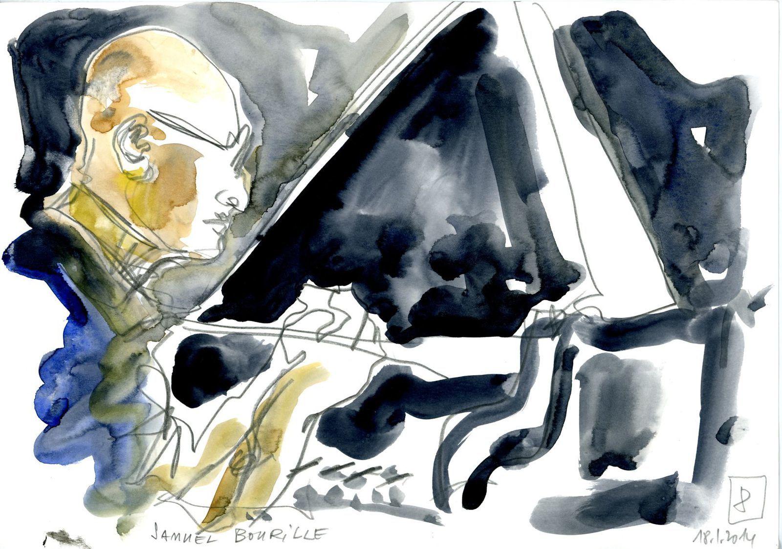 Trio d'en bas ou 3db (L'Ecoutille, janvier 2014)