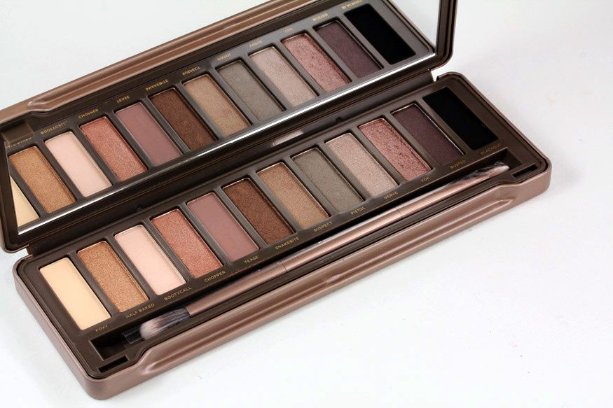 Palette &quot&#x3B;Naked&quot&#x3B; d'Urban Decay