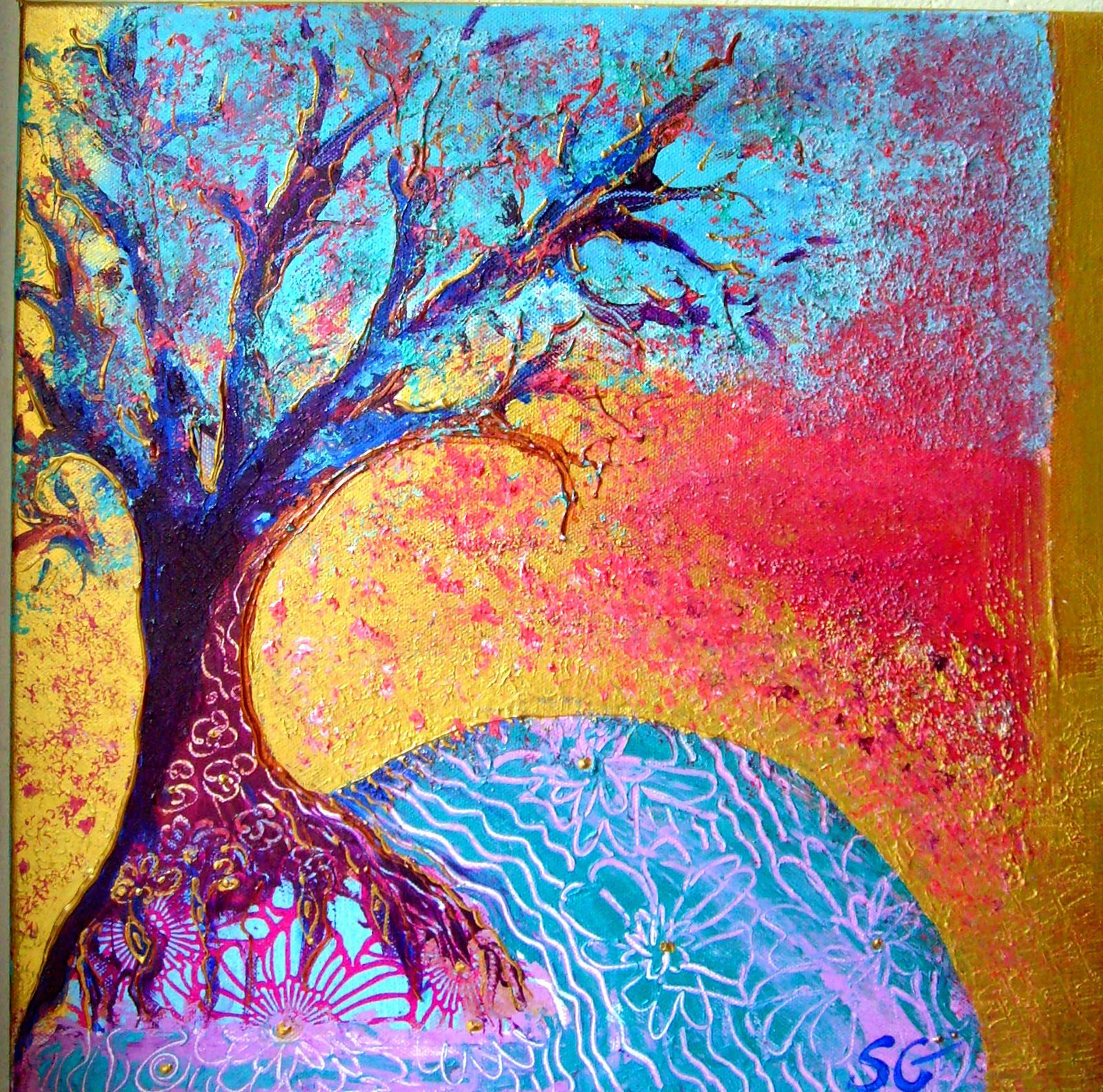 Arbre de vie/Ağaç-I Hayat