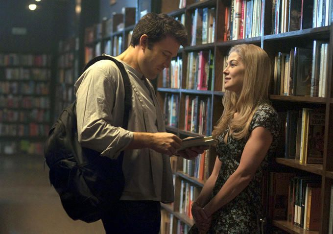 Vu Gone Girl ****
