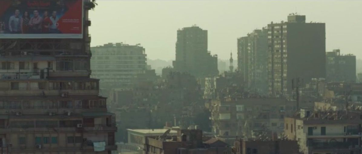 Le Caire confidentiel***
