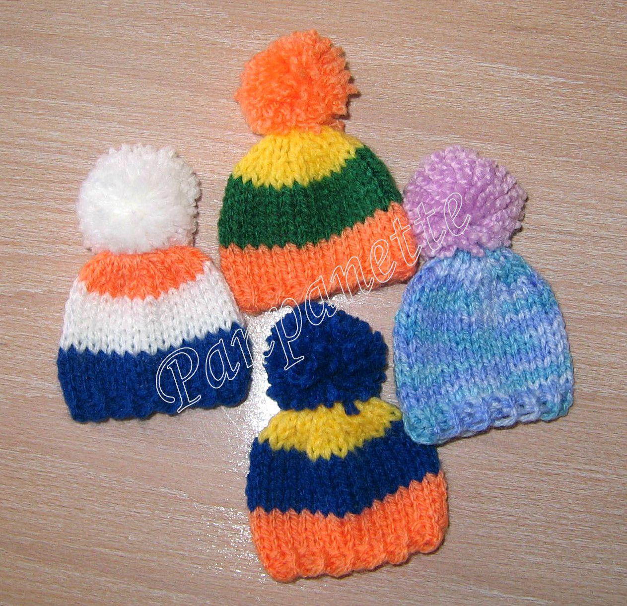 Petits bonnets, semaine 21