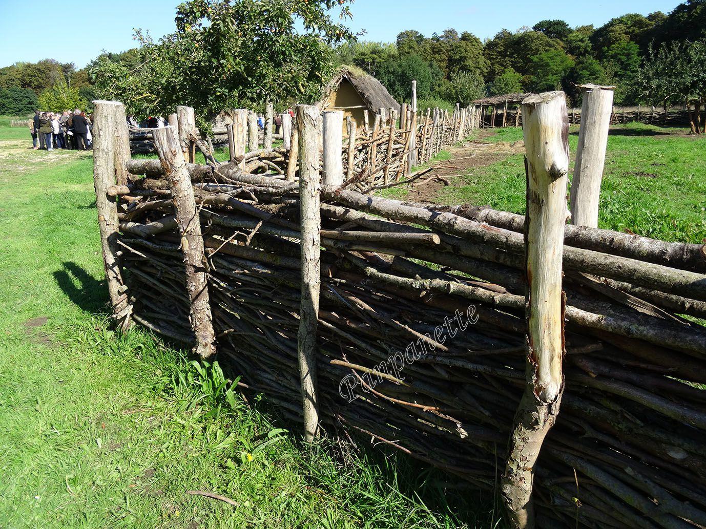 Façon de construire les barrières