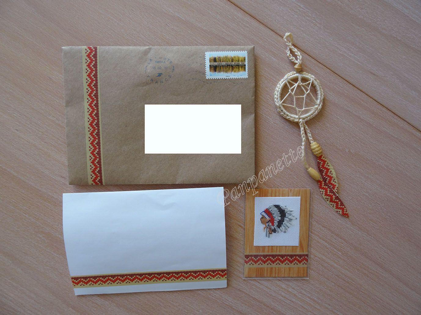ATC lettre I