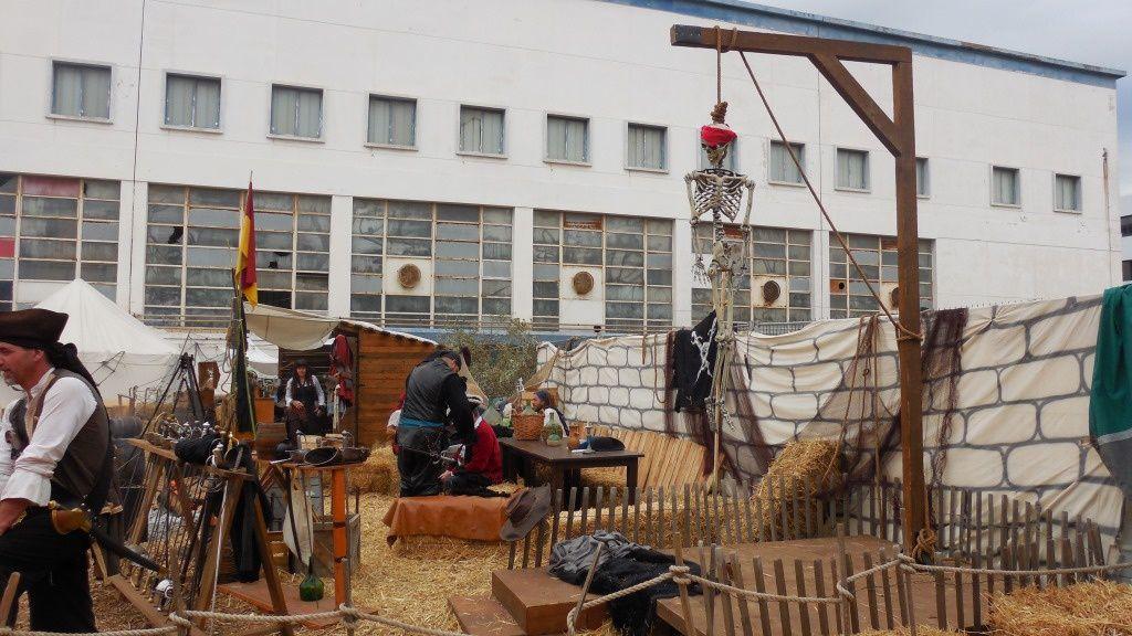 1720 - Peste et pirates !!