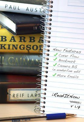how to keep track of the books you have or are currently reading