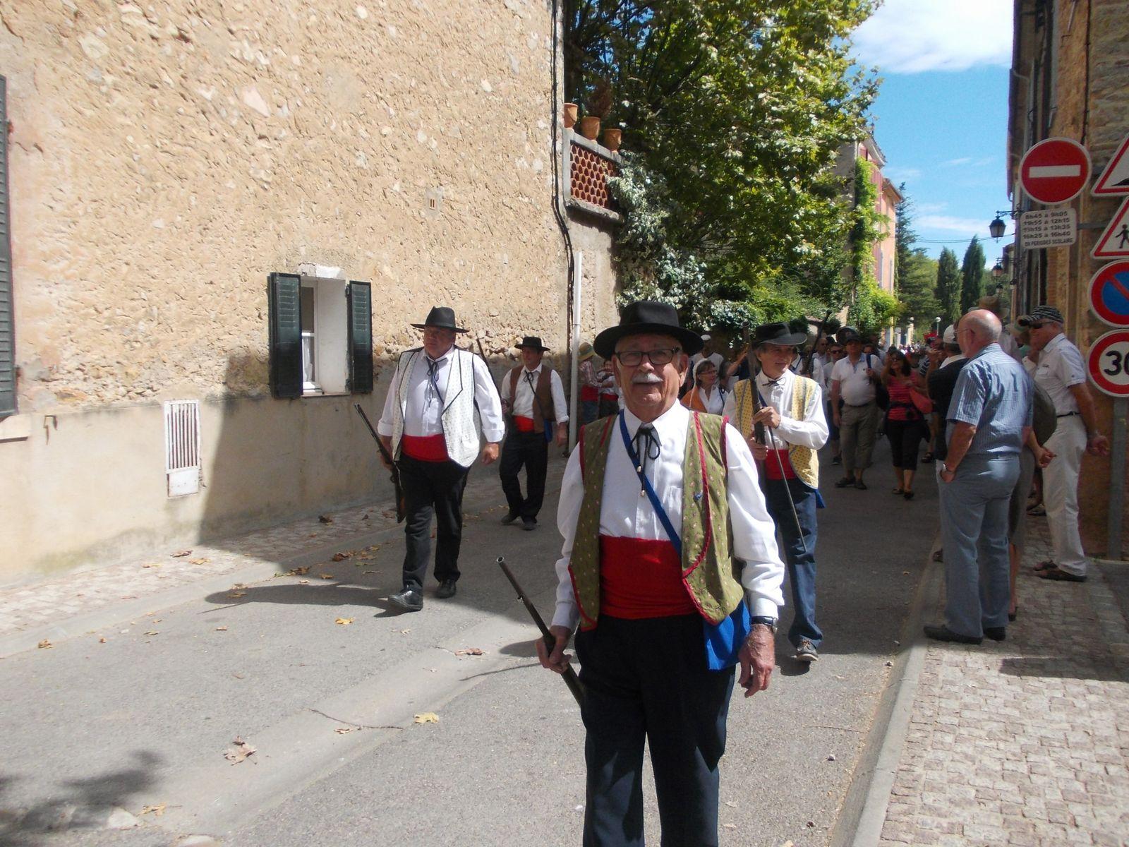Fête des vendanges à Montfort Sur Argens 2013
