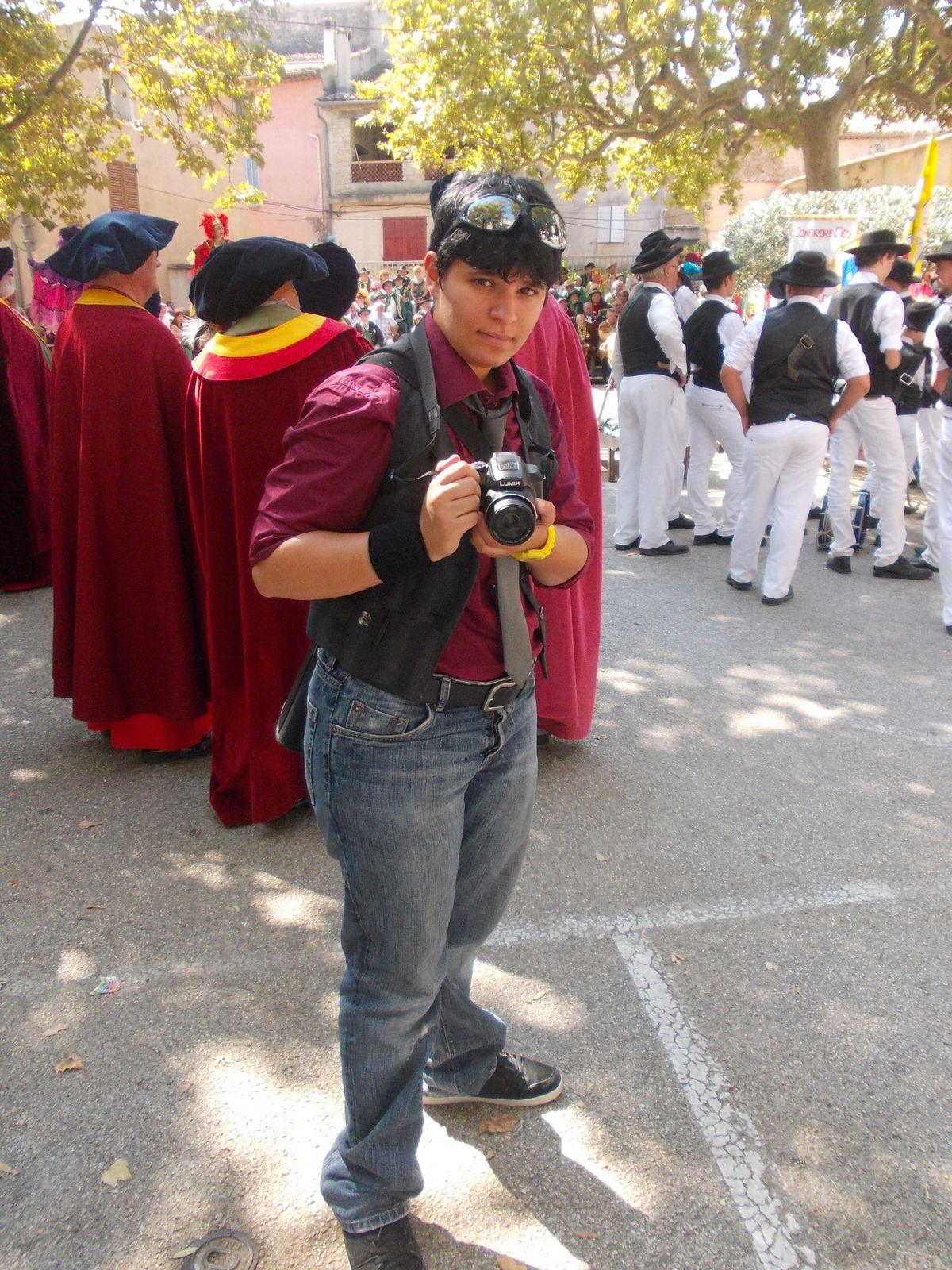 notre photographe officiel