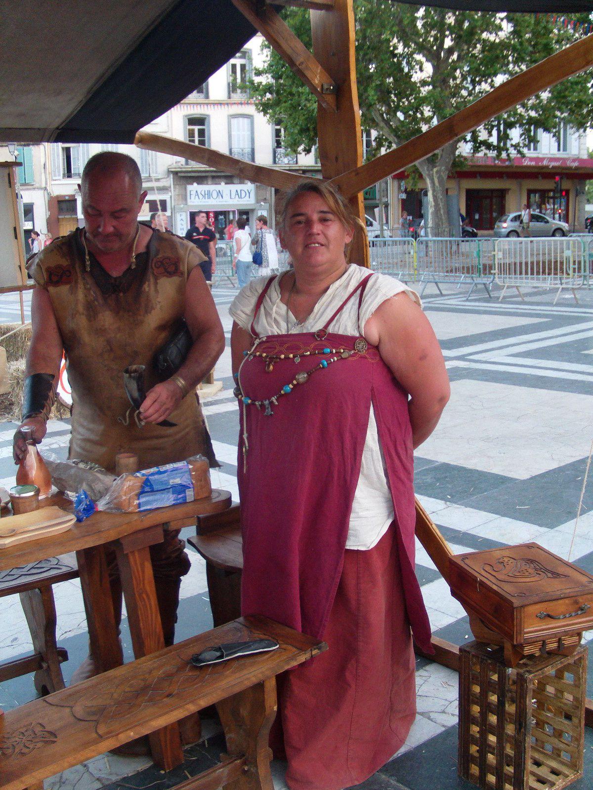 Les médiévales à Hyères