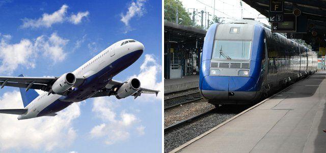 Vos droits en qualité de passager en train ou en avion