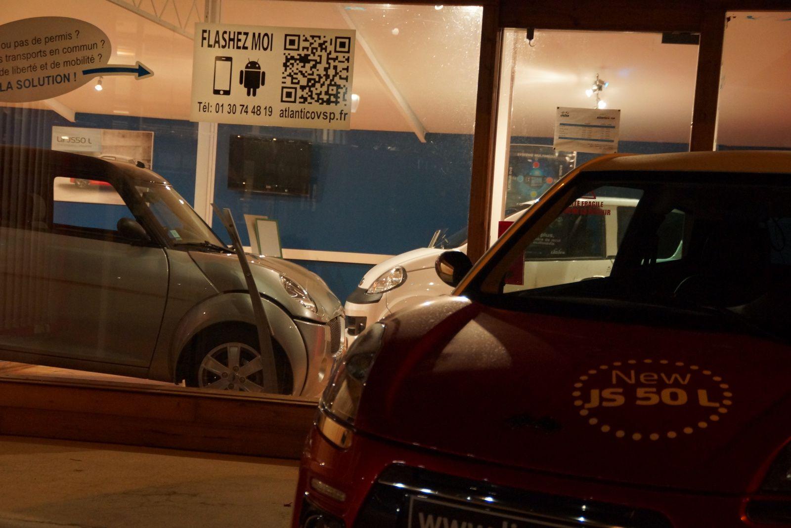 Atlantico VSP votre concessionnaire d'utilitaires et voitures sans permis à Carrières-sous-Poissy !