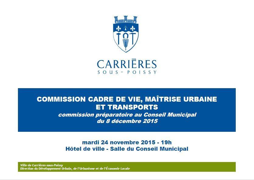 """""""Urbanisme"""" où en sommes nous à Carrières !"""