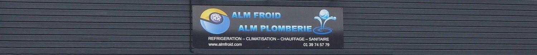 ALM Froid - ALM Plomberie à votre service à Carrières-sous-Poissy