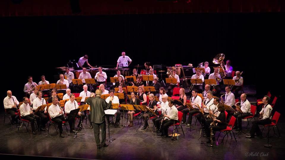 L'Orchestre Départemental d'Harmonie des Yvelines à Carrières pendant un an !