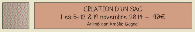 Ateliers thématiques saison 2014/2015
