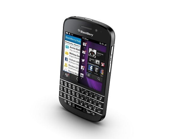 Top 5 Things You Should Know About The BlackBerry Q10