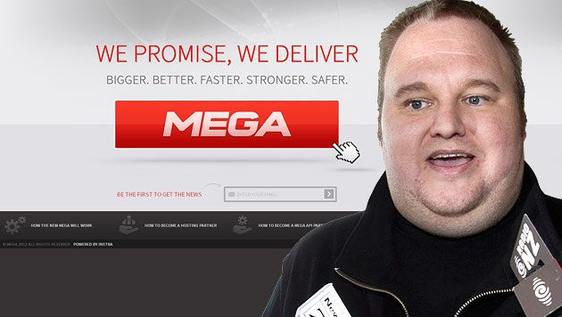 Kim Dotcom wins his biggest victory yet, gets access to data seized in police raid