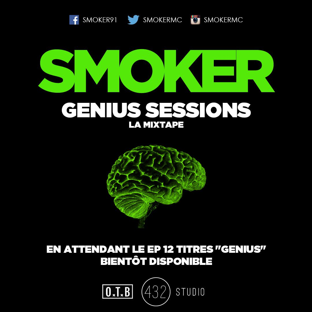 Smoker    Mixtape Genius Sessions