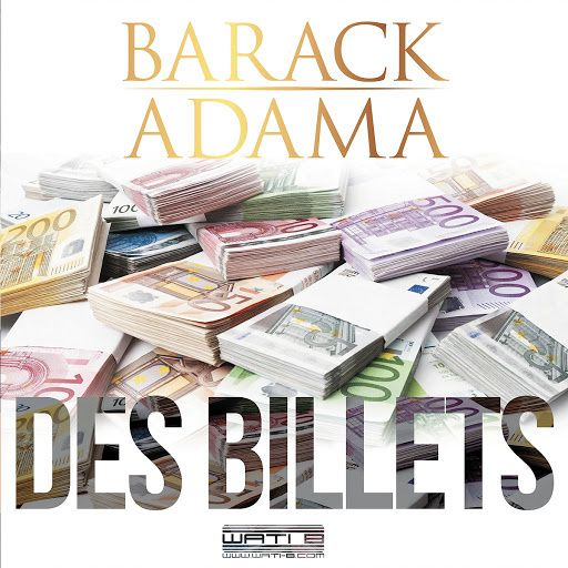 Barack Adama   Des Billets  (Single)  (H5N1)