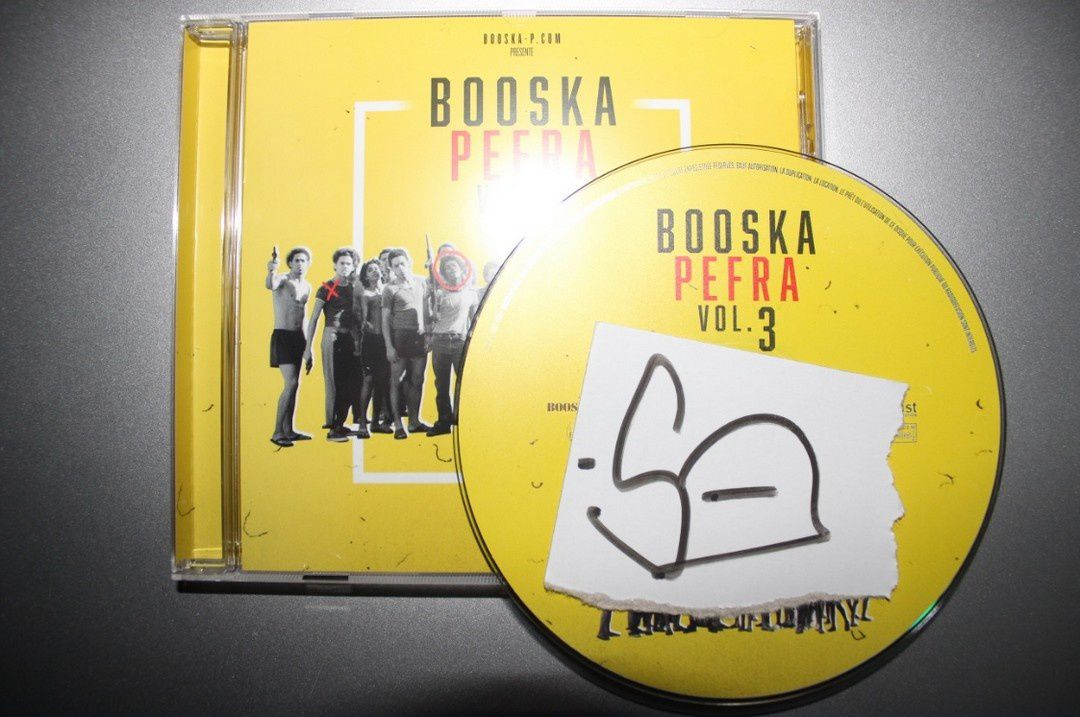 VA - Booska Pefra Volume 3   (SO)