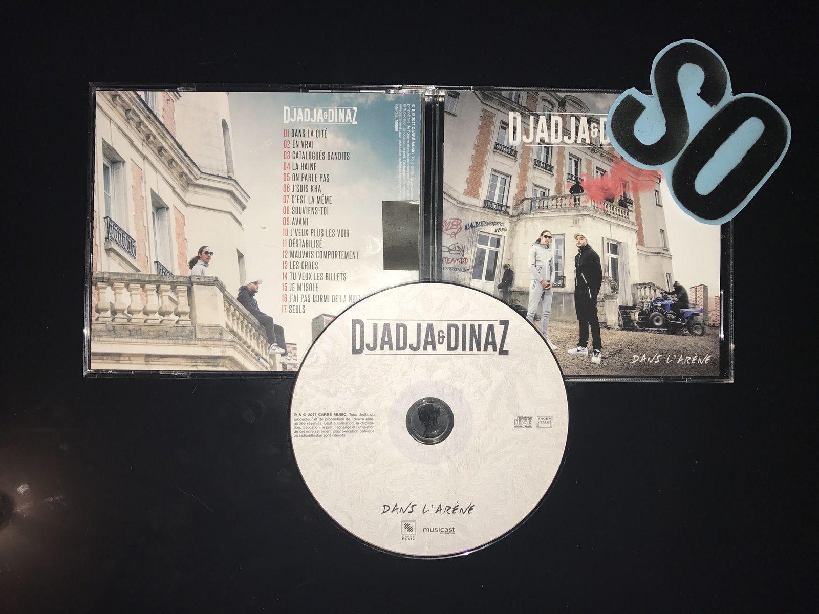 album djadja dinaz dans larène