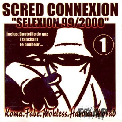 scred connexion selexion 99 2000