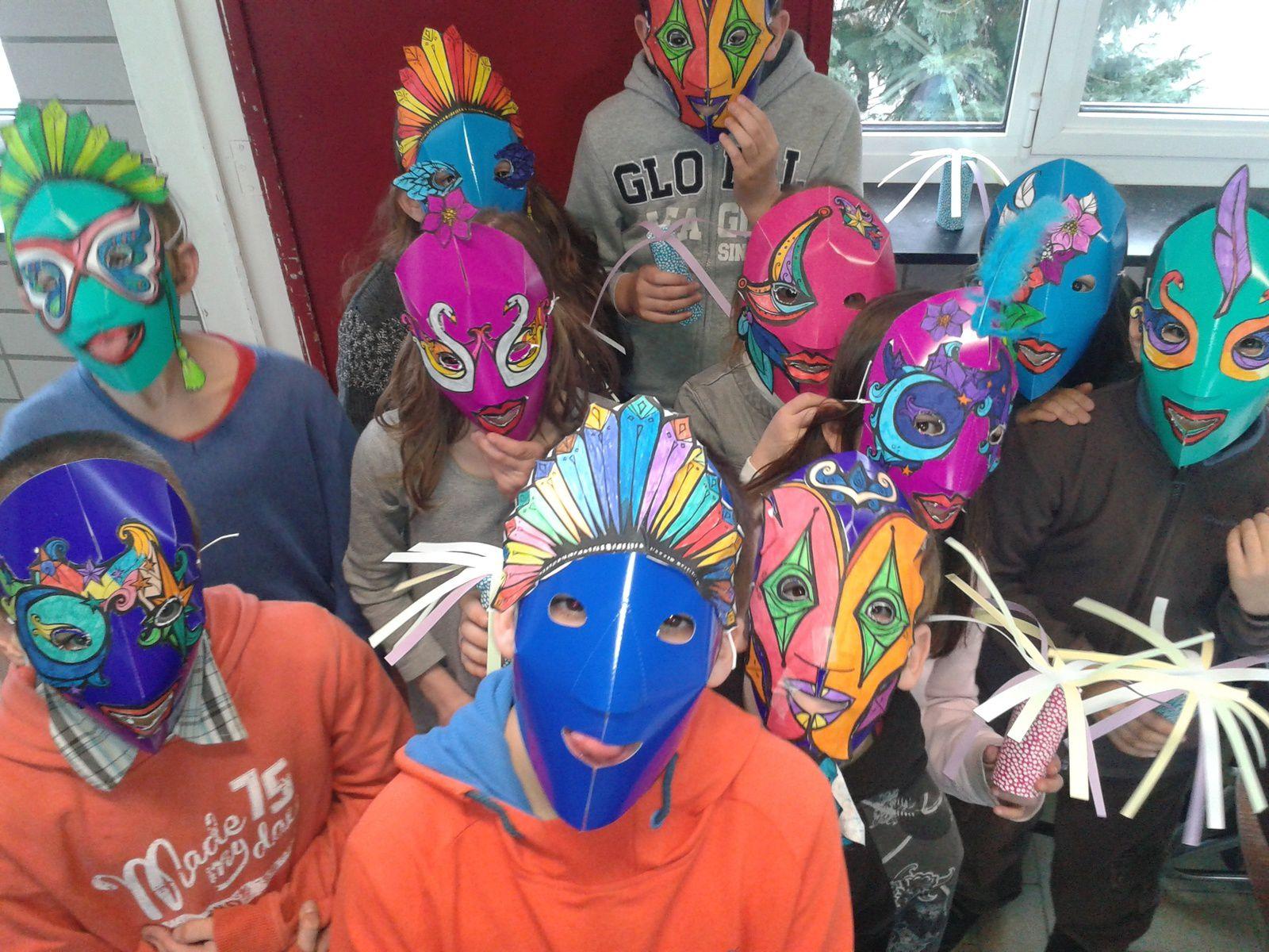 bon congé de carnaval à tous.....