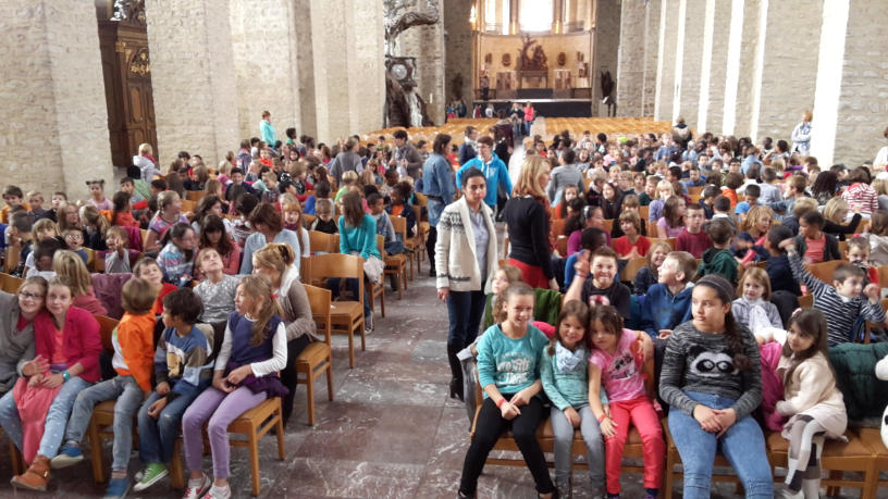 L'orgue expliqué aux enfants