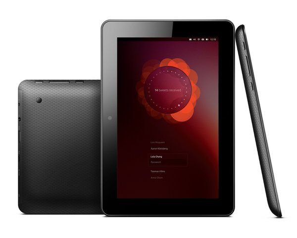 World's first Ubuntu tablet is available for pre-order