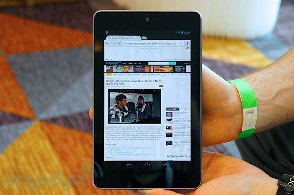 iPad Mini is rumored to launch after updated Google Nexus 7