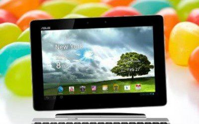 ASUS Transformer Pad TF300 get Android 4.2.1 Jelly Bean Update
