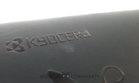 Will Kyocera develop a gaming tablet for Android named Katsura?