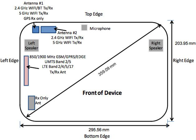 Samsung Galaxy Note Pro 12.2 revisits the FCC with AT&amp&#x3B;T-capable LTE