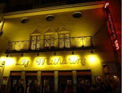 Très belle soirée au théâtre des Mathurins...