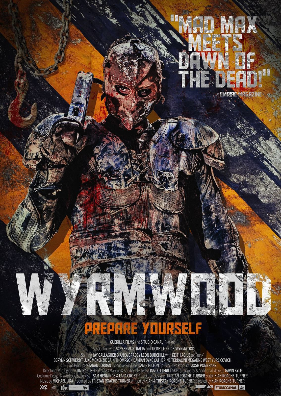 Wyrmwood, un Mad Max low cost sauce série B