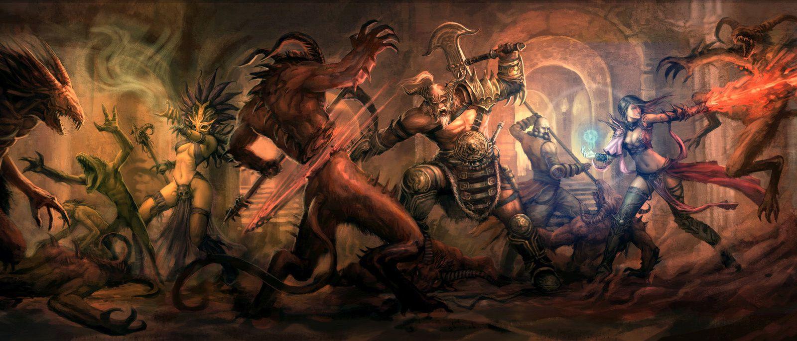 Diablo III sur PS3, au bout du compte je trouve ça bien