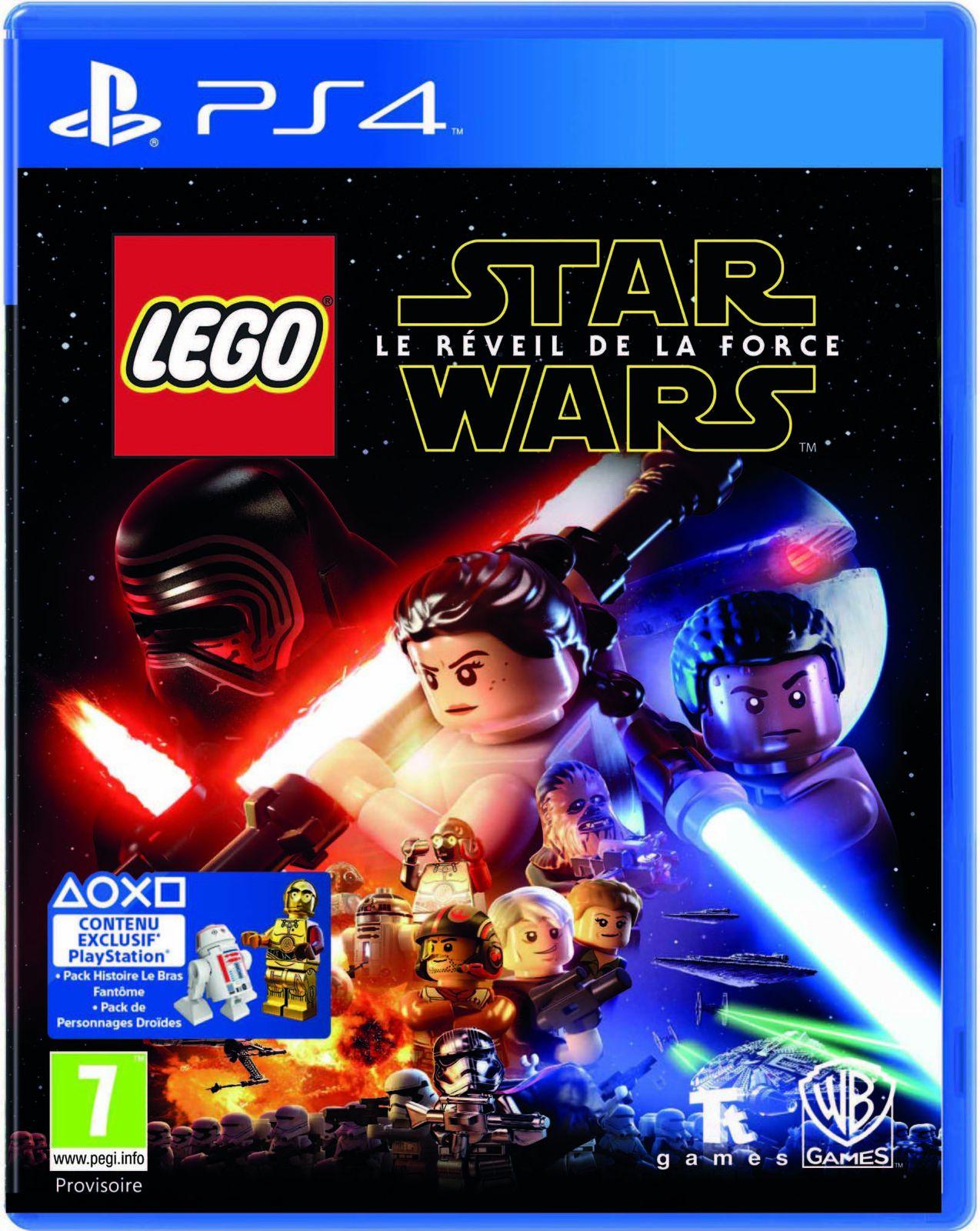 Lego Star Wars le réveil de la force c'est du classique, du classique, et encore du classique. Oui mais du classique qui touche au sublime je trouve. Cet opus amène un supplément de plaisir avec de petites nouveautés de gameplay et une manière d'approfondir l'univers du film sans le dénaturer. Je trouve dans ce jeu là, un je ne sais quoi de plus plaisant à tous les autres jeux Lego que j'ai pu faire.,
