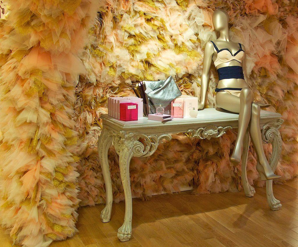galeries Lafayette-Lycra