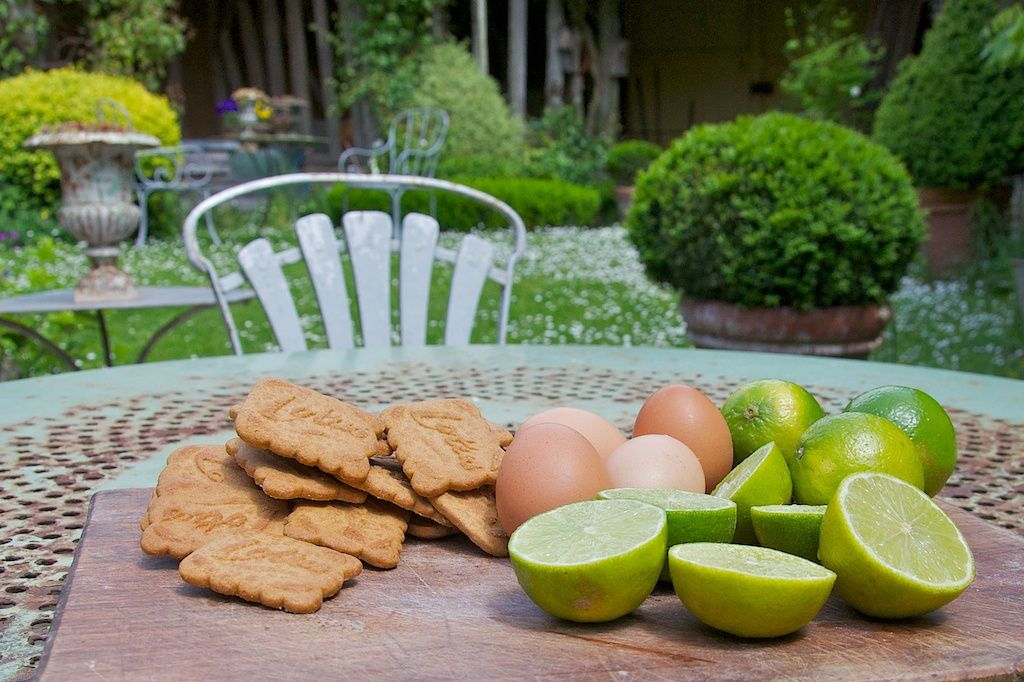 20 speculoos- 6 citrons verts