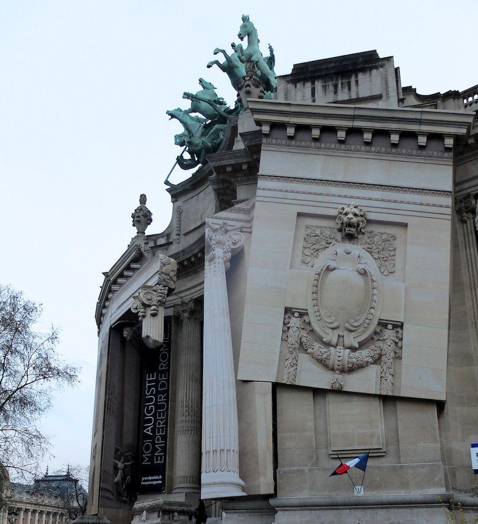 grand palais-Paris