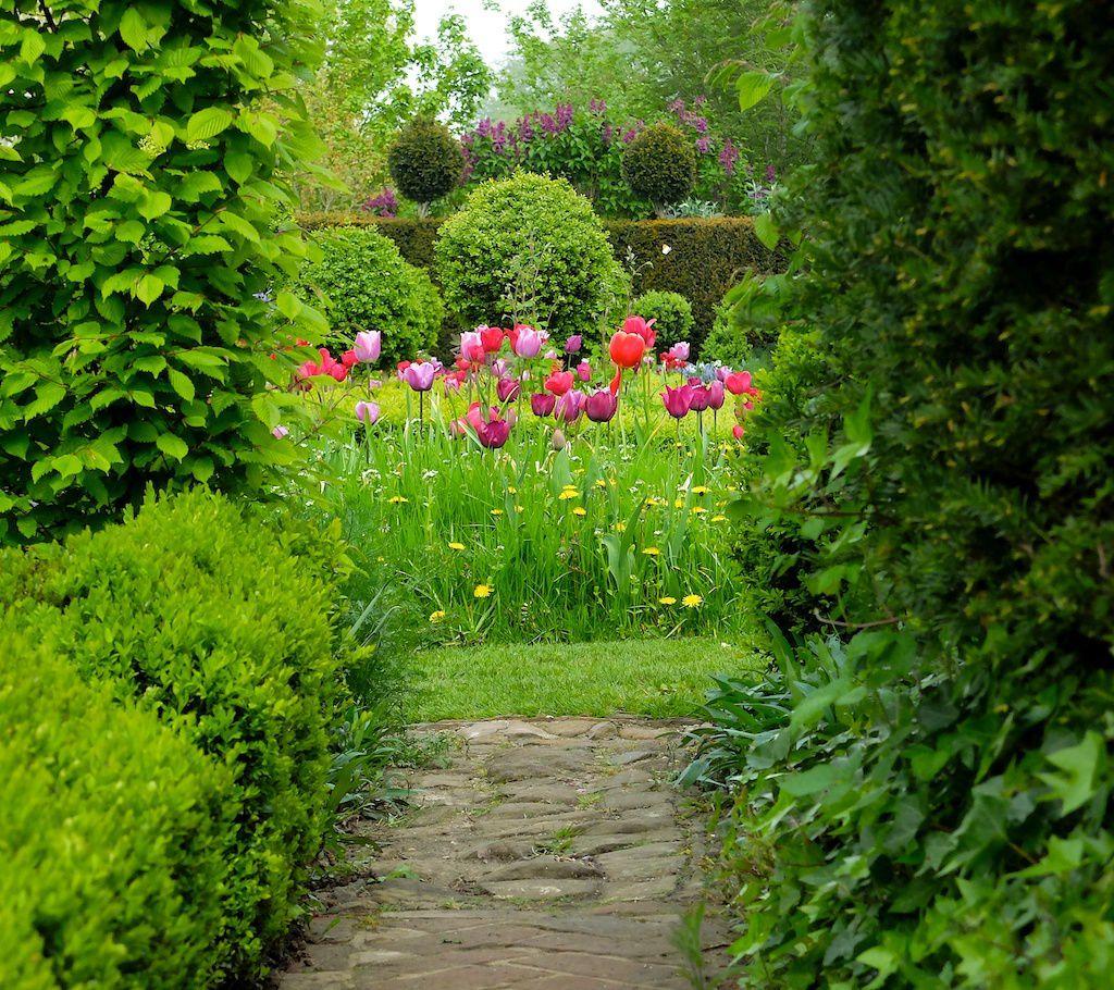 les jardins du mont des recollets-wouwenberghof.