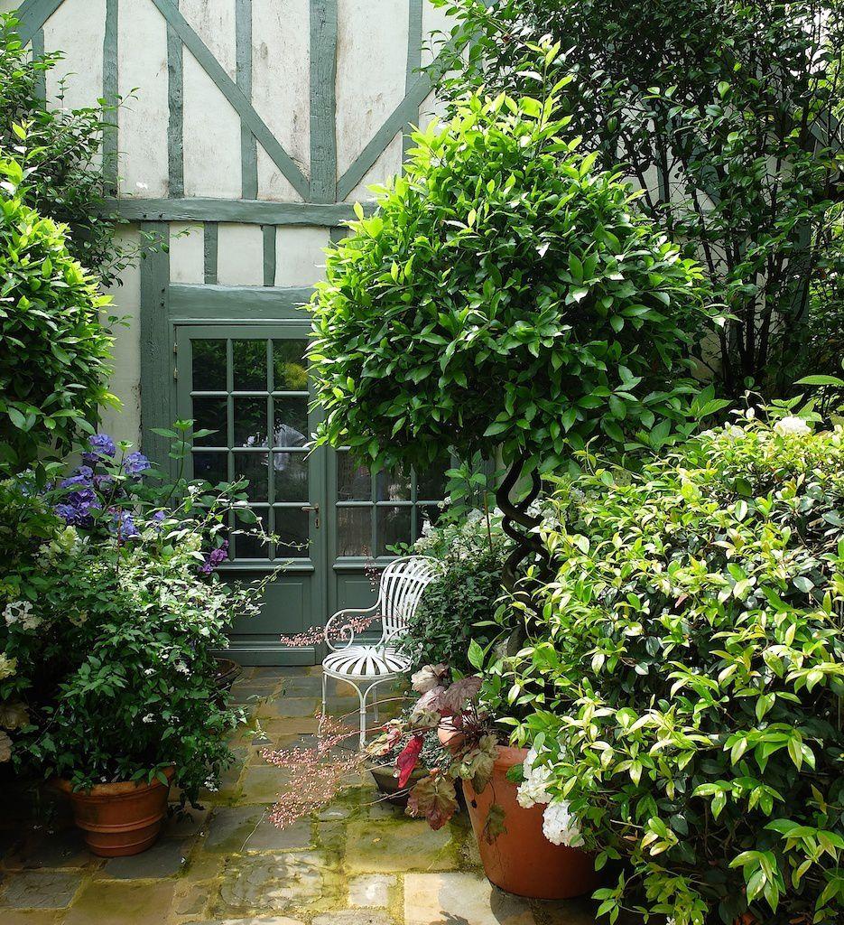 les jardins agapanthes