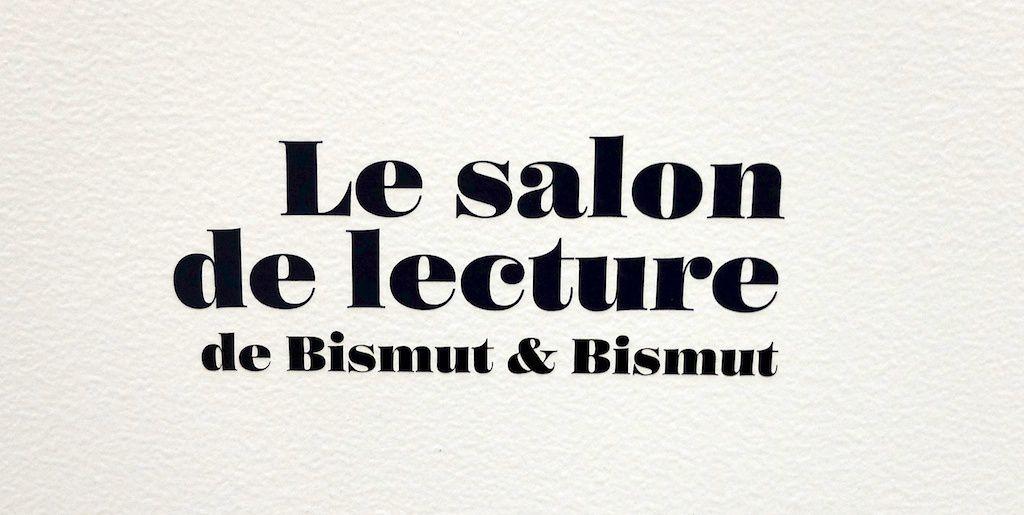 Bismut & Bismut-le salon de lecture.
